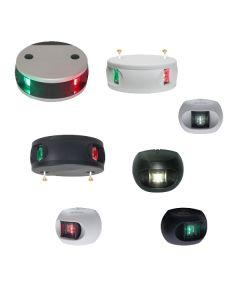Serie 34 LED Positionslaternen mit BSH Zulassung von 12-24V