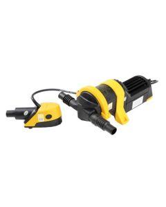 Elektrische Bilgepumpe Gulper Bilge IC